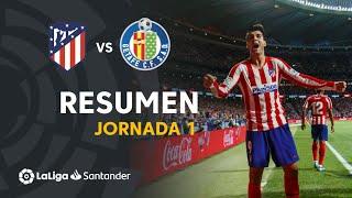 Download lagu Resumen de Atlético de Madrid vs Getafe CF MP3