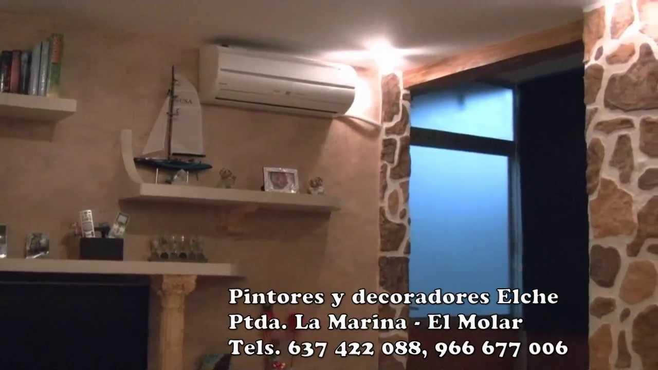 Pintores y decoradores alicante youtube - Pintores y decoradores ...