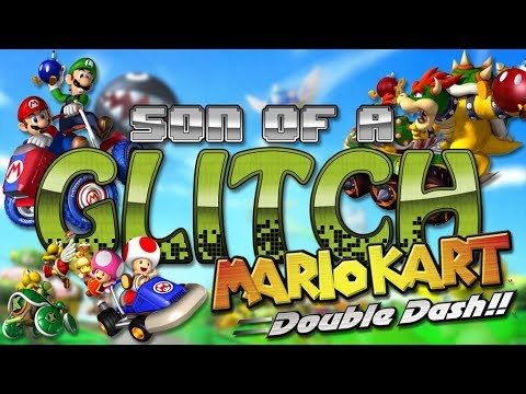Mario Kart Double Dash Glitches - Son Of A Glitch - Episode 82