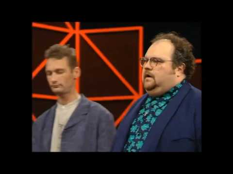 Party Quirks (ice skater, thinks he's a car, going down the plughole) - Whose Line UK