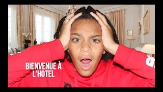 Bienvenue à l'hotel - Tya Des