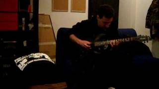 Purification Guitar Recording Session PT.4 @ Skie Studio 20/02/2010