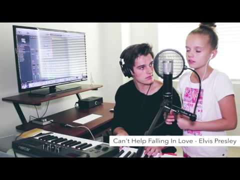 Kenny Holland - Can't Help Falling Over The Rainbow ft. my sister Capri