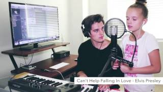Kenny Holland - Can't Help Falling Over The Rainbow ft. my sister Capri thumbnail