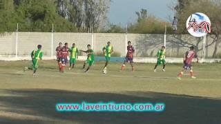 Liga Andalgalense de Futbol - San Lorenzo vs Malli  (Anual 2016 - 4º Fecha Vuelta)