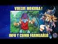 EVENTO DE MOKUBA Y COMO FARMEARLO!! - YUGIOH DUEL LINKS ESPAÑOL
