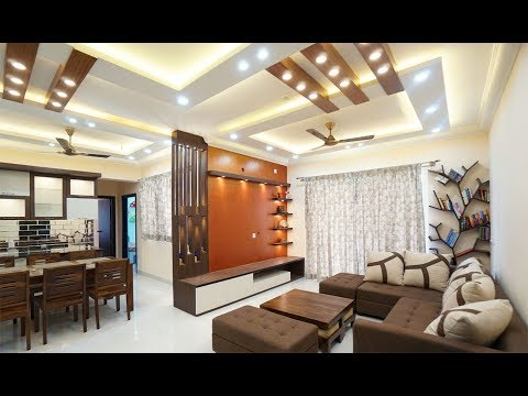 Interior Design for Sandhya & Manoj's New Flat in ...