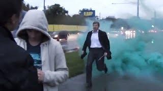Stop a Douchebag - Smoke Bomb