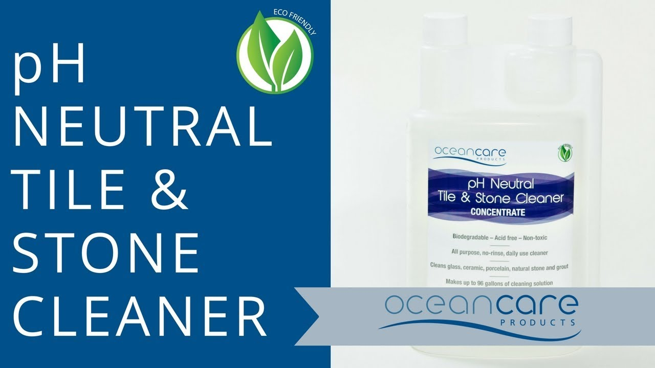 Ph Neutral Tile Stone Cleaner Concentrate For Those Ger Clean Ups