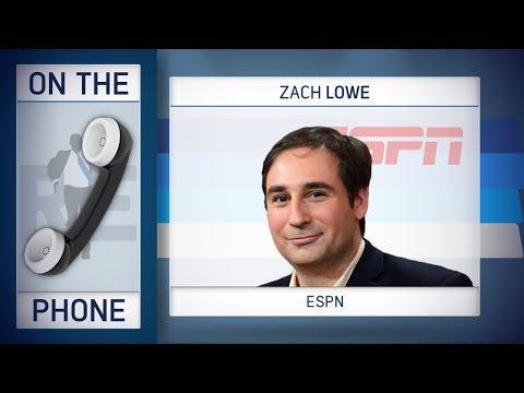 ESPN's Zach Lowe Talks NBA Finals, Harden & More with Rich Eisen | Full Interview | 5/29/18