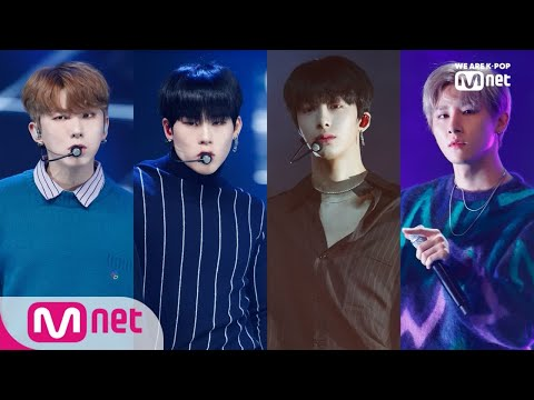 MONSTA X - Play It Cool Comeback Stage  M COUNTDOWN 190221 EP607
