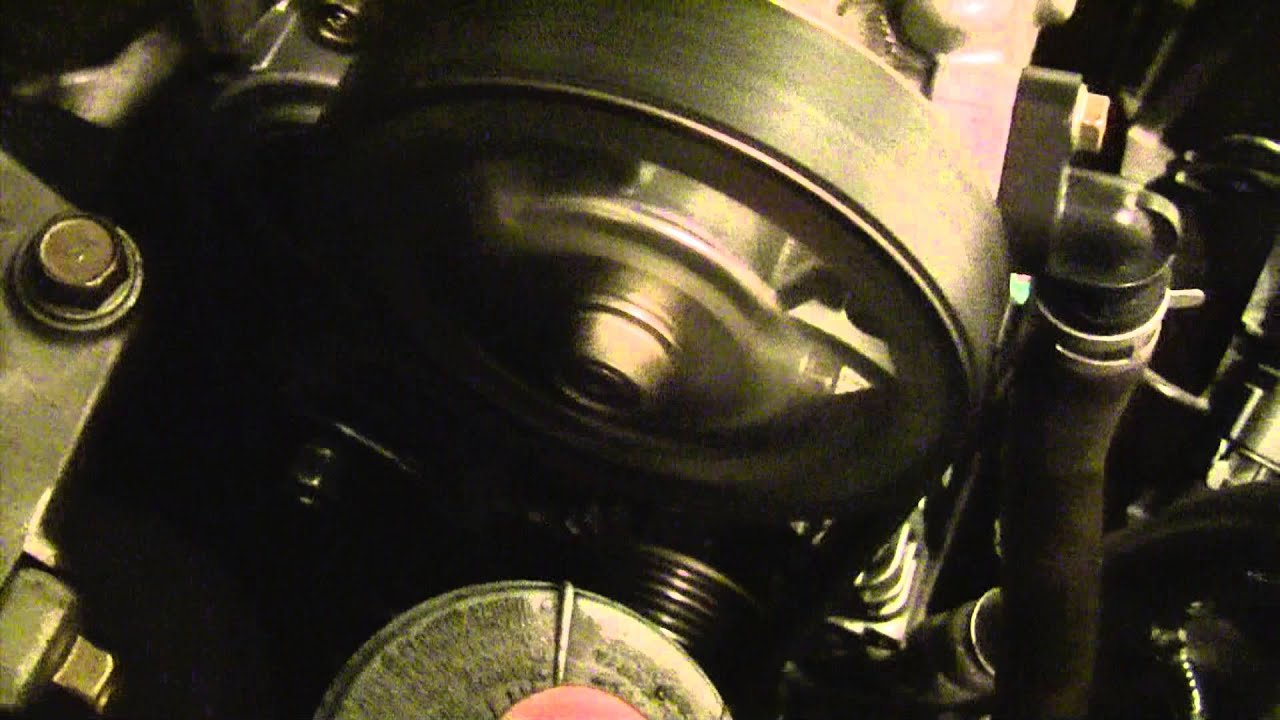 2004 acura tsx power steering pump problem youtube