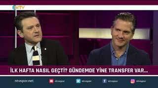 ''Fenerbahçe Rocky gibi oynadı'' (Futbol Net 20 Ağustos 2019)