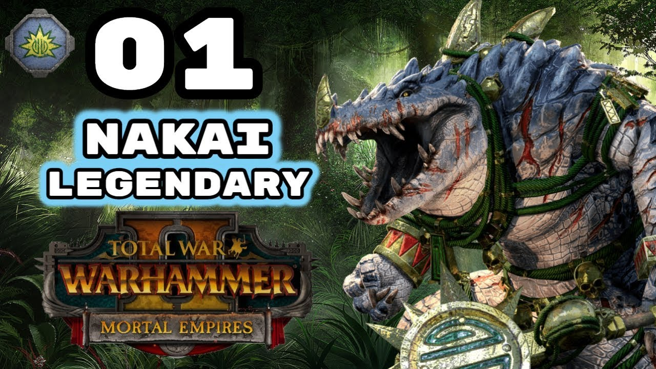 Total War Warhammer 2 Legendary Nakai The Wanderer Mortal Empires Campaign Episode 1 Youtube Will nakai the wanderer be able to stop the encroaching invaders? total war warhammer 2 legendary nakai the wanderer mortal empires campaign episode 1