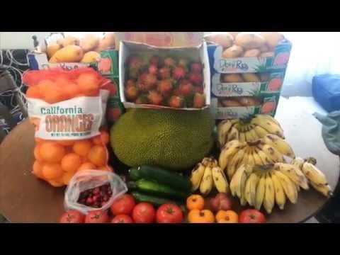 Weekly Fruit Haul May 2014