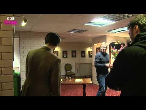 Matt Smith gets rowdy on set! - Doctor Who Confidential - BBC Three