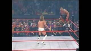 Brian kendrick vs Amazing Red (brian kendrick TNA debut) part 2