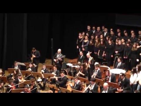 Fantasia Brasiliana - Orchestra del Conservatorio G.B. Pergolesi di Fermo