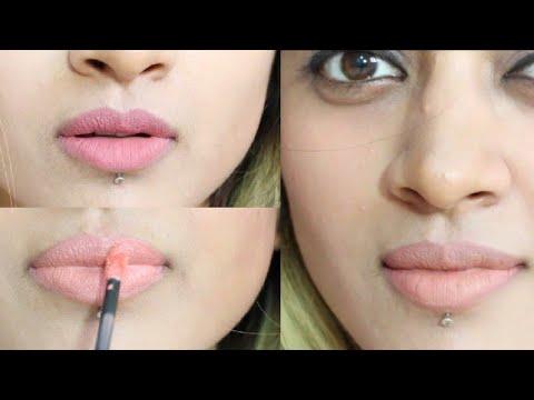 MOST BEAUTIFUL _ Nude Lipsticks For Indian Skin Tone  | SuperWowStyle Prachi