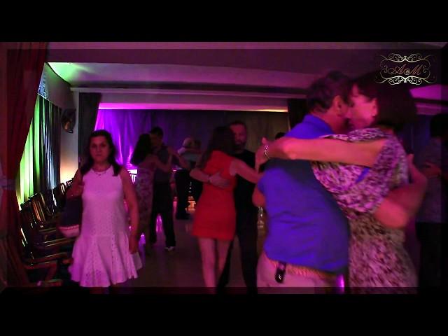 Madrid, el Tropezon milonga, tango en España, Spain