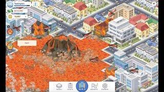 Pocket City #5 - CRAZY Natural Disasters