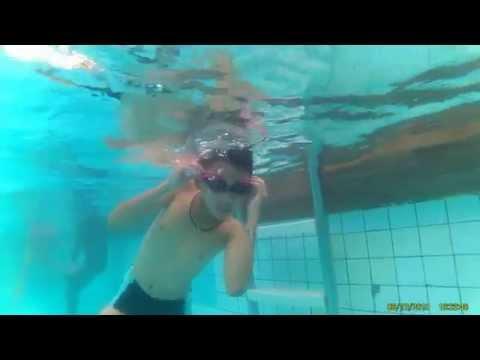 ว่ายน้ำ BY...อั้ม คุง SJ4000 wifi