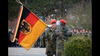 Kommandoübergabe LogSBw - BG Lüth an Oberst Denk