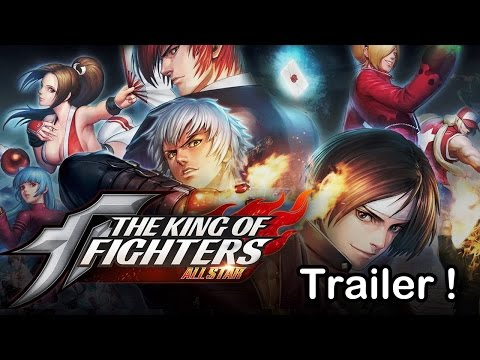 THE KING OF FIGHTERS ALL STAR - Nameless Trailer from YouTube · Duration:  1 minutes 1 seconds