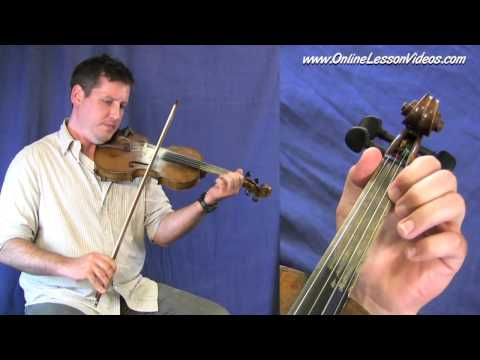 LIBERTY - Bluegrass Fiddle Lesson by Ian Walsh