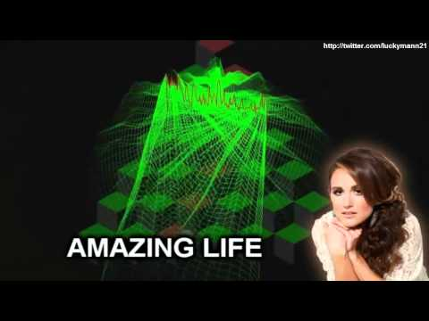 Britt Nicole - Amazing Life (Capital Kings Remix) (Lyric Video HD) New Christian Pop 2012