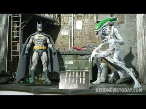 NY Toy Fair 2017: NECA Spotlight - Aliens & Predator figures
