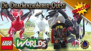 💥SPECIAL💥 DIE DRACHENZAUBERER-QUEST + ALLE 7 DRACHEN 🎮 Let's Play LEGO Worlds
