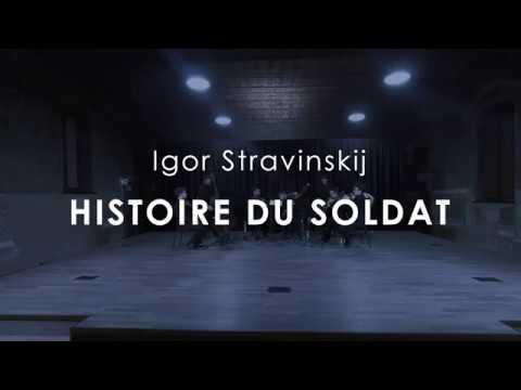 Histoire du Soldat PROMO