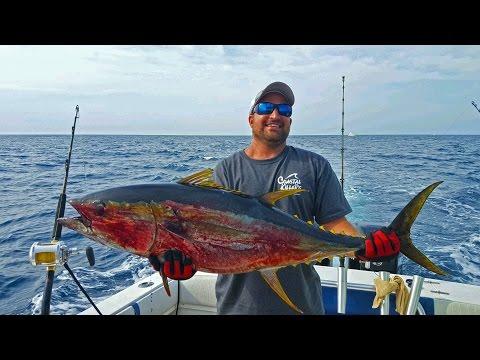Deep Sea Fishing Off Chincoteague For Tuna & Wahoo In The Norfolk Canyon And Lumpy Bottom