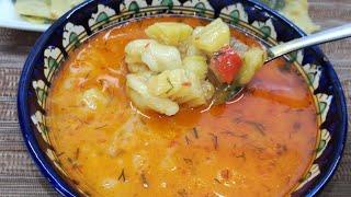 Потрясающий Обед для Суп Мампяр !!!! Узбекская Кухня