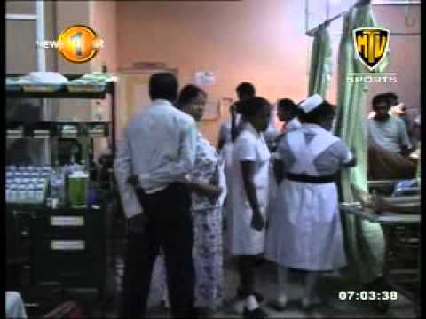 Kurunegala Teaching Hospital employees allegedly attacked