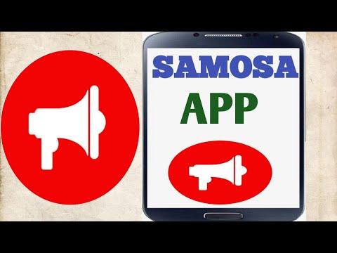 How To Use Samosa App In Telugu Banalaharibabu Youtube