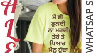 Kaler Lyrical Whatsap Status/Himanshi Khurana/Lyrics Job India_Kaler Chhalla Satnam (Wapmight) MP3