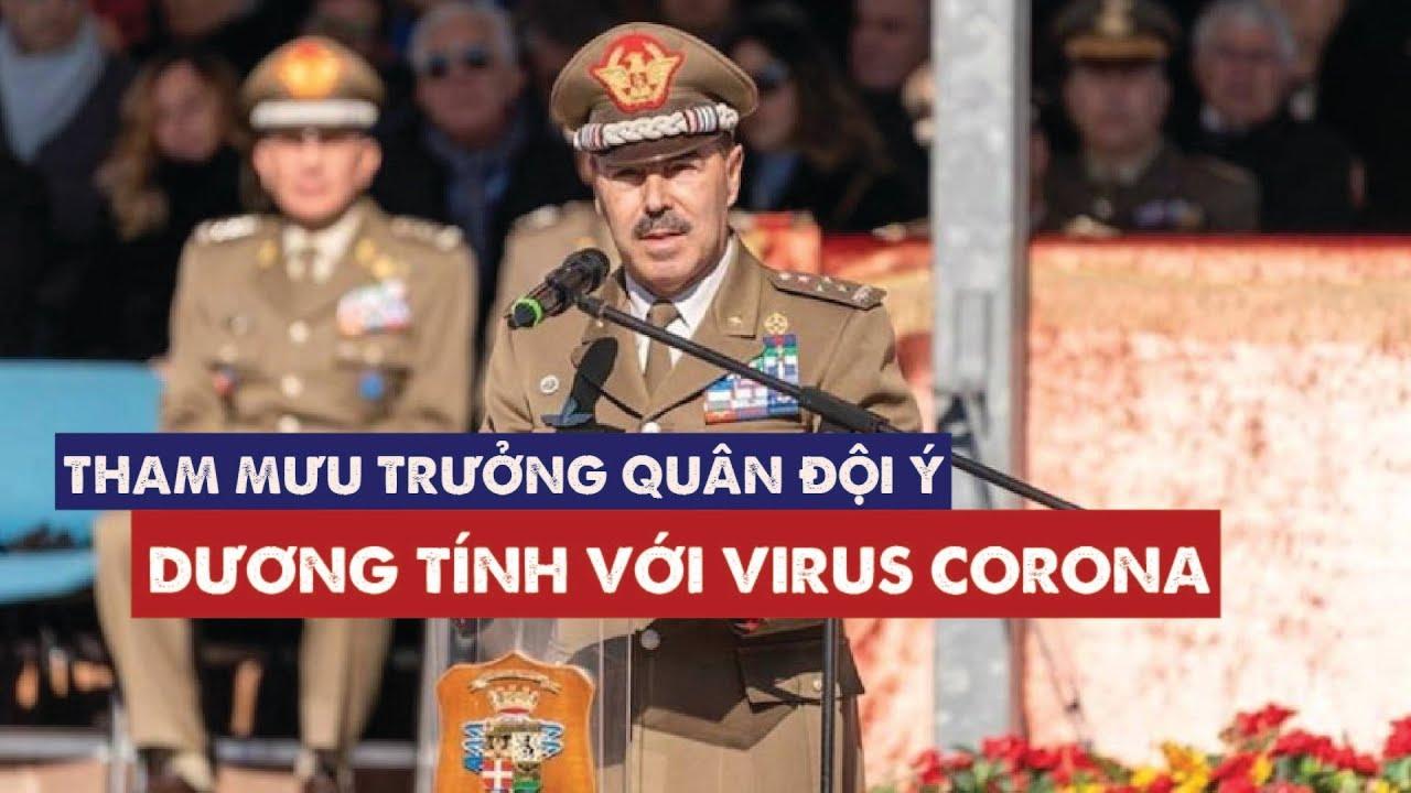 Số ca nhiễm virus corona tăng vọt tại Ý, tham mưu trưởng quân đội cũng dương tính