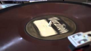 "The Original Memphis Five ""The Great White Way Blues"" 78 rpm"