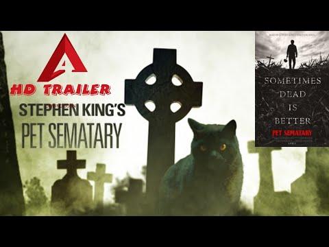 PET SEMATARY-2019|OFFICIAL MOVIE TRAILER|Jason Clarke|Amy Seimetz|John Lithgow