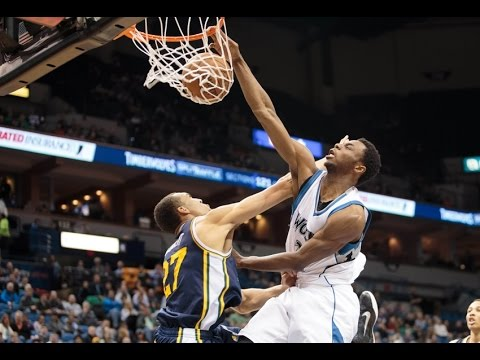 Andrew Wiggins 2016-17 NBA Season Highlights