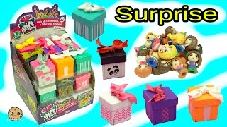 Full Box Gift Ems Mini Dolls Present Surprise Blind Bags Visit My Little Pony Apple Jack