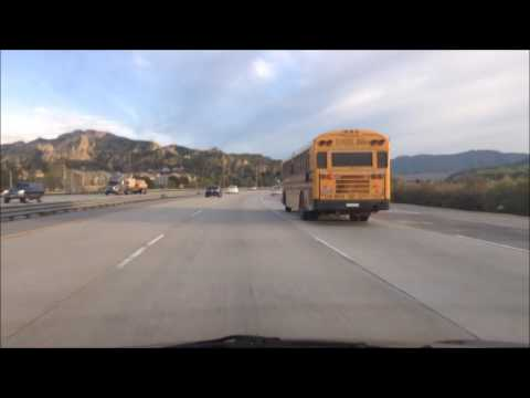 Drive to Bakersfield from Santa Clarita MM