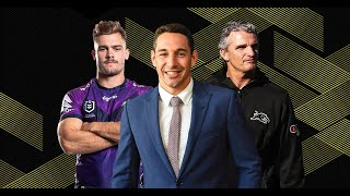 Ivan Cleary, Ryan Papenhuyzen, Billy Slater | Episode 15 | Inside The NRL