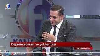 Deprem Özel Nafiz Koca Haluk Arslan Kenan Peker Erhan Eğit 22 02 2020