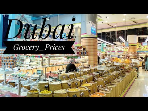 Dubai Supermarket | Dubai Grocery Shopping | Dubai Grocery Prices 2019 | اسعار الاكل بدبي