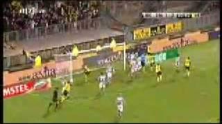 Goalkeepers scoring - Part 1
