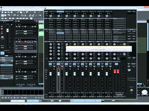 Tutorial De Samplitude Music Studio 16 Parte 1 En Espa Ol