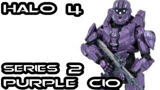Baixar McFarlane Halo 4 Series 2 PURPLE CIO Figure Review